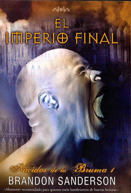 Portada de El Imperio Final