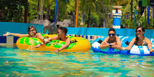 ciputra waterpark surabaya, wahana air surabaya, rekomendasi tempat wisata surabaya
