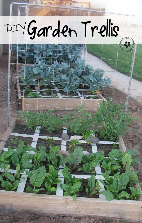 15 Inspiring Diy Garden Trellis Plans Designs And Ideas