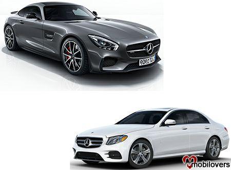 Gambar Mobil Mercedes Benz
