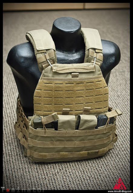 Pyramyd Airsoft Blog: New 5 11 Tac Tec Plate Carrier Prototype