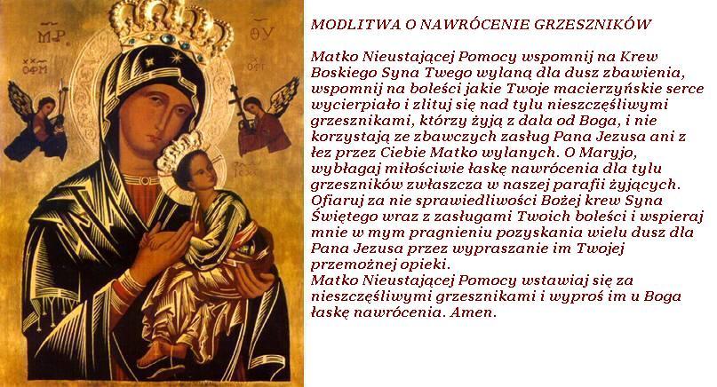 Znalezione obrazy dla zapytania: modlitwa za masoneriÄ™