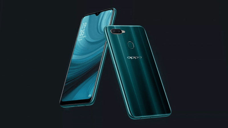 OPPO announces A7n in China with P35 chip!