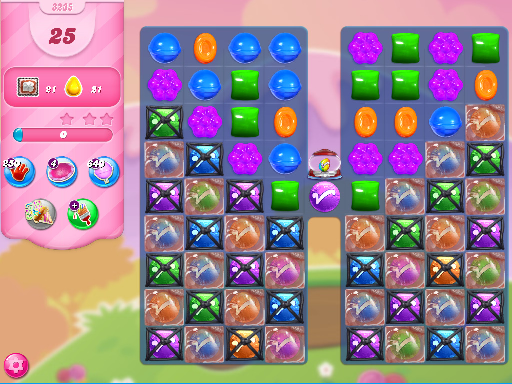 Candy Crush Saga level 3235