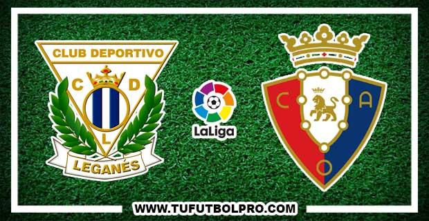 Ver Leganés vs Osasuna EN VIVO Por Internet Hoy 21 de Noviembre 2016