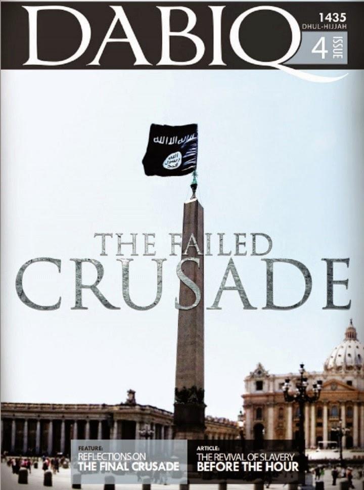 ISIS Berjanji Akan Serang Roma dan Kuasai Vatikan