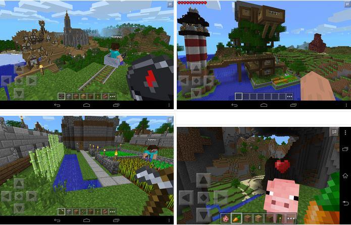 Minecraft: Pocket Edition v0.11.1 APK