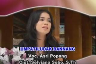 Download Lagu Toraja - Umpatiludak Bannang - Asri Popang