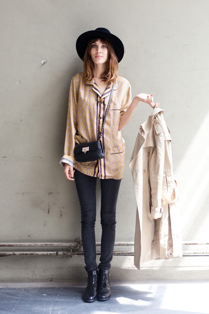 15 of Alexa Chung's Best Off-Duty Looks of 2012 - The ...
