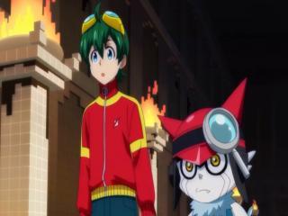 Assistir Digimon Universe: Appli Monsters – Episódio 03 Online