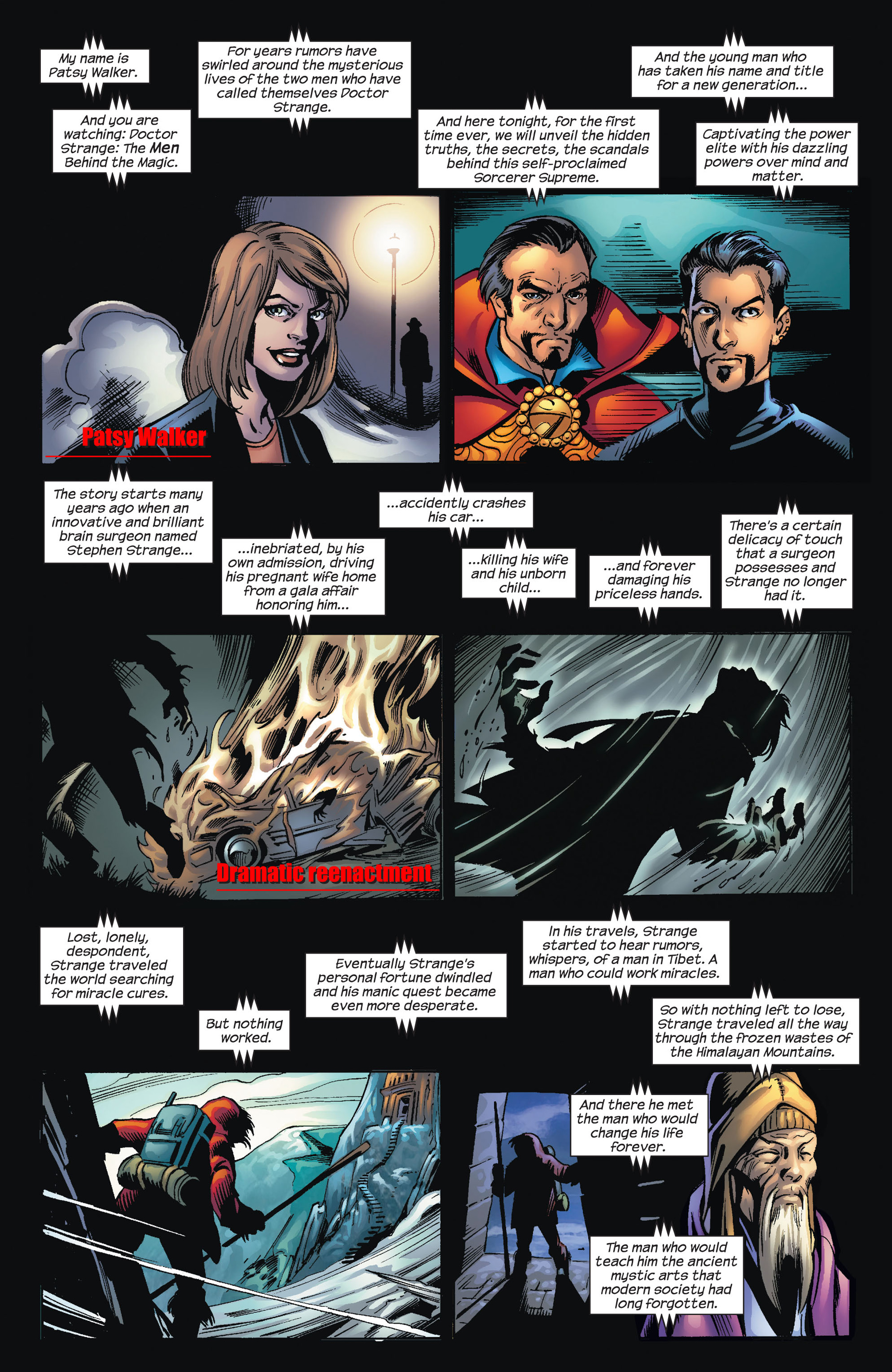 Read online Ultimate Spider-Man (2000) comic -  Issue #70 - 12