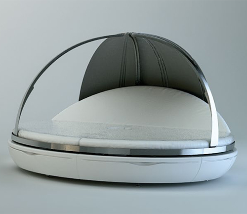 Futuristic Luxury Furniture Futuristic Luxury Beds