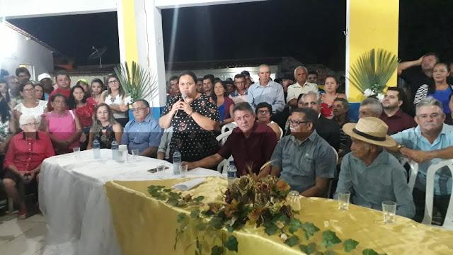 Fetag marca presença na posse da nova diretoria do Sindicato dos Trabalhadores Rurais de Pedro II