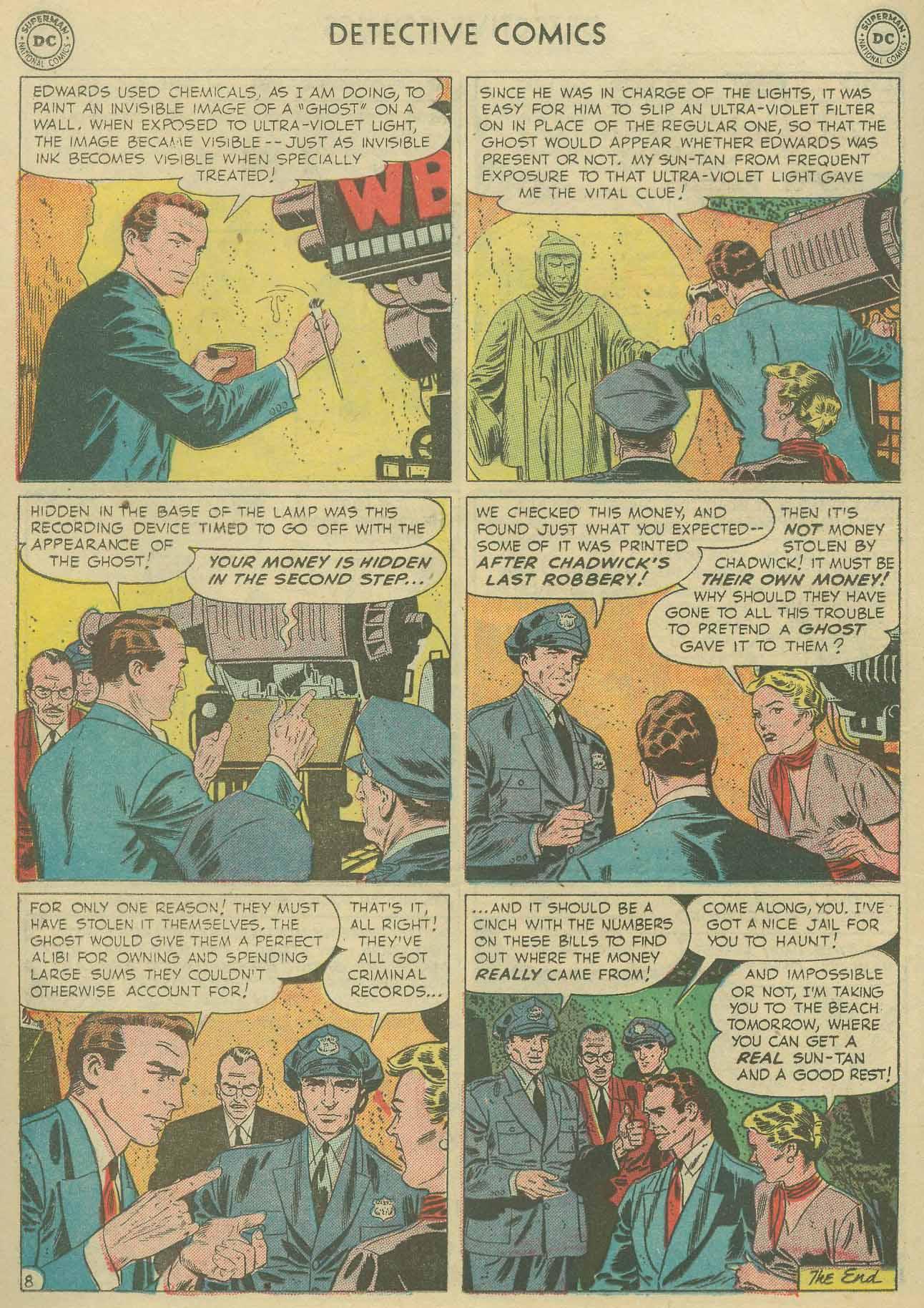 Detective Comics (1937) 175 Page 31