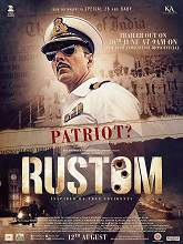 Watch Rustom (2016) DVDRip Hindi Full Movie Watch Online Free Download