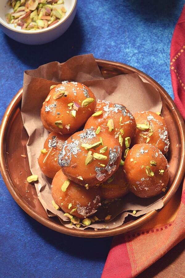 Goan Bhakkam Peda Diwali Sweet