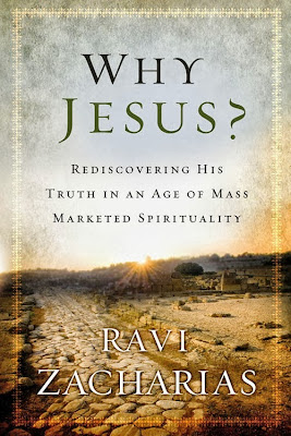 "Interview with Dr. Ravi Zacharias on his latest book, ""Why Jesus?"""
