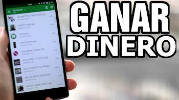 Aplicaciones para móviles con las que se puede ganar dinero