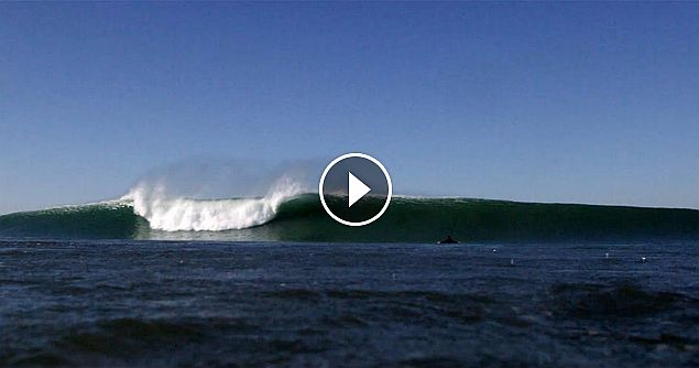 Tim Curran Gets Shacked On A Bonzer