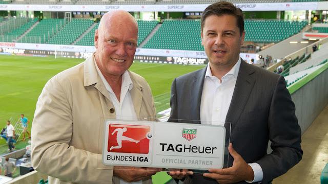 Tag Heuer dará la hora en la Bundesliga