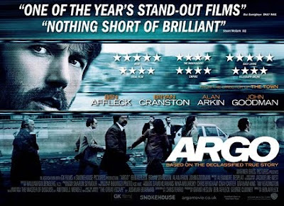 Argo wins 'best picture' at 70th Golden Globe Awards