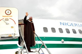 President Buhari Set to Leave Nigeria for US, To Have Lunch with Donald Trump
