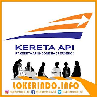 Lokerindo.info, Loker PT KAI, Lowongan Kerja PT KAI