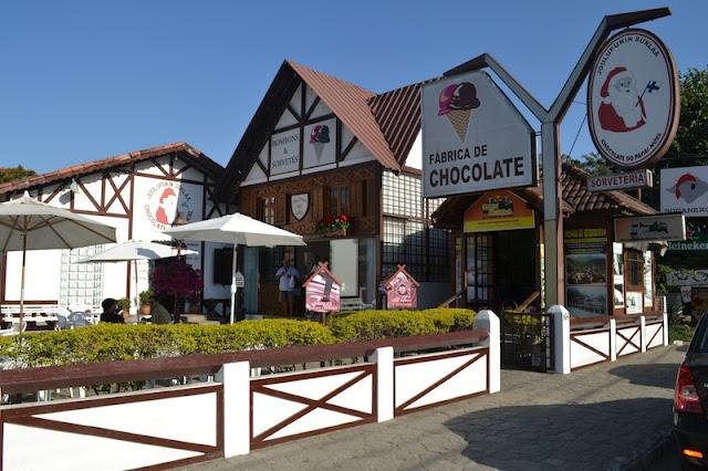 A LOJA DE CHOCOLATE QUE MAIS GOSTO - CHOCOLATES DI PAPAI NOEL