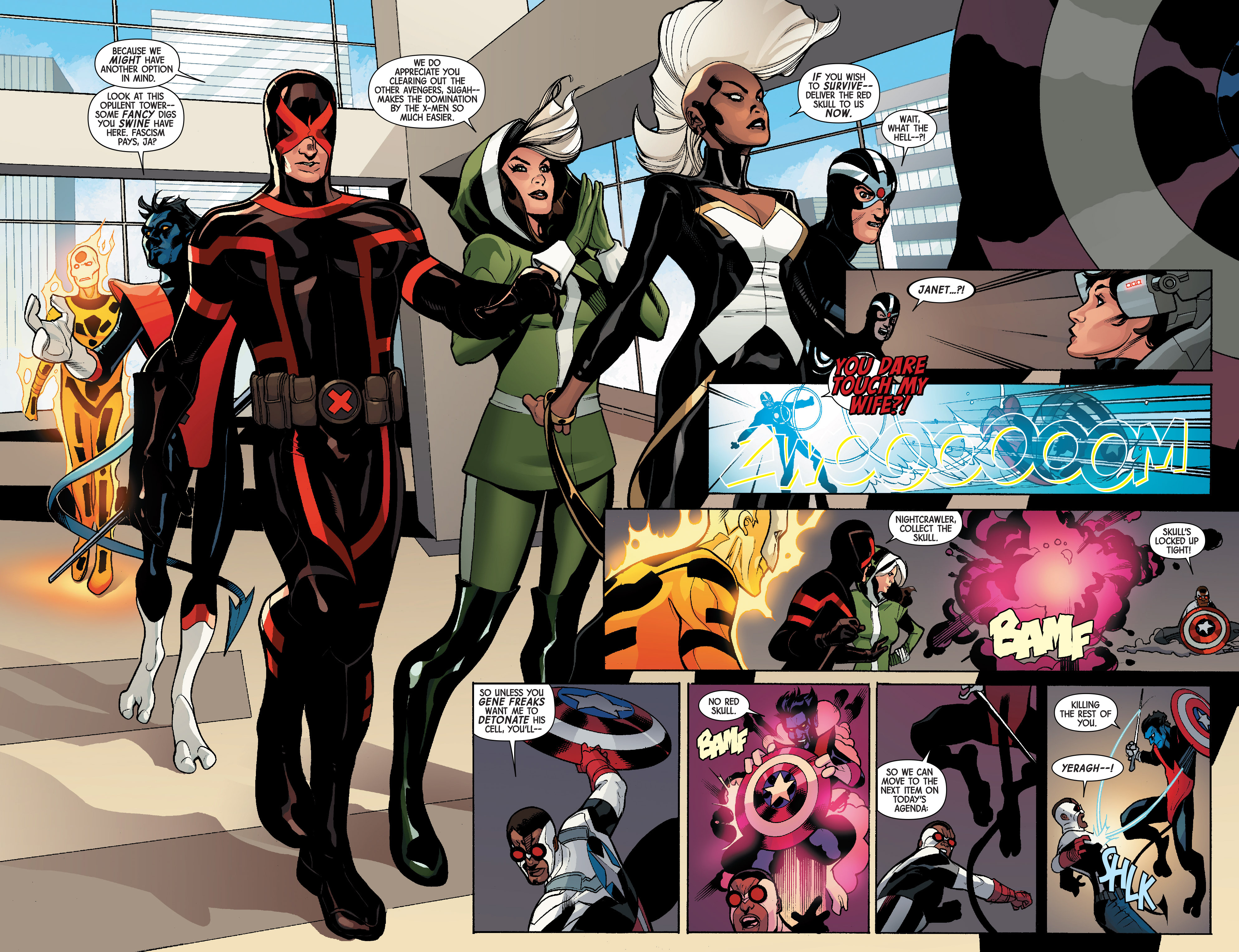 Read online Avengers & X-Men: AXIS comic -  Issue #5 - 19