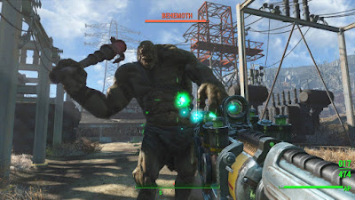 Epic Gameplay Fallout 4