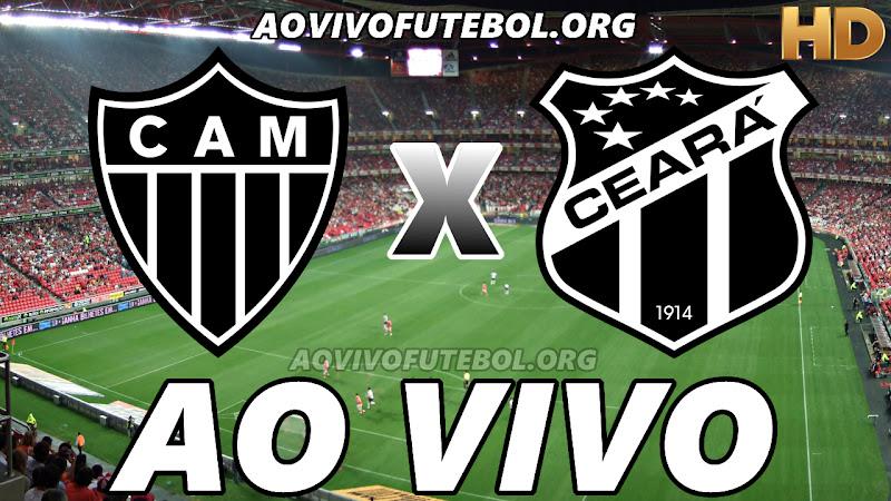 Atlético Mineiro x Ceará Ao Vivo Hoje em HD