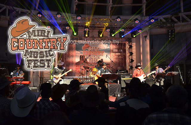 Miri Country Music Festival 2016