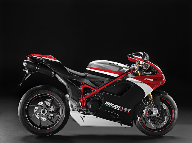 Ducati 1198 Pictures - Top Speed