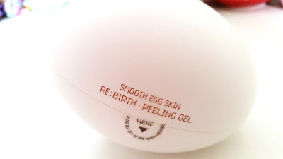 Holika Holika Smooth Egg Skin Peeling Gel