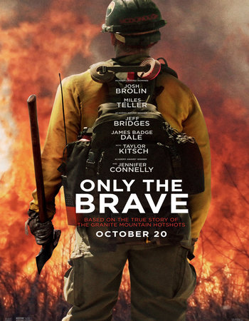 Only the Brave (2017) English 480p