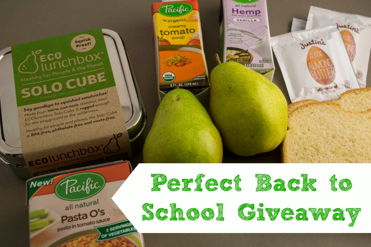 Back to School Giveaway from Lunchbox Dad