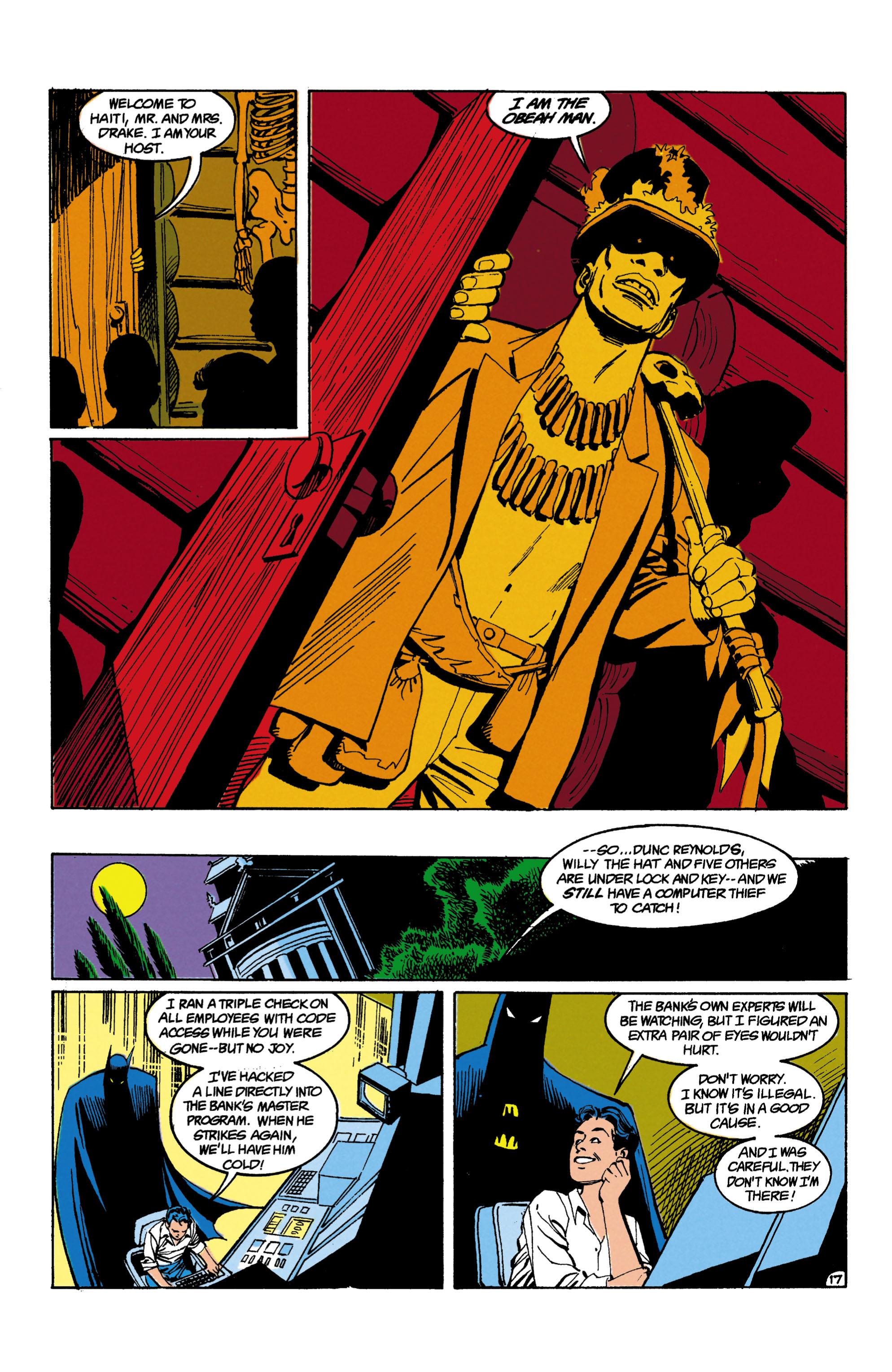 Detective Comics (1937) 618 Page 17