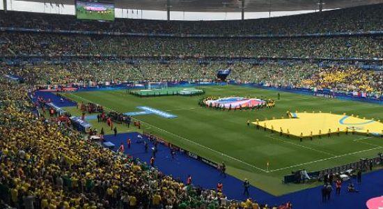 Euro2016, IRLANDA - SVEZIA highlights commento e pagelle: L'irlanda chiama, Ibra risponde e salva la Svezia. Di S.Cammisa