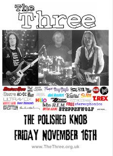 THE POLISHED KNOB - THE THREE
