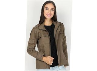 Jaket Wanita Modern CBR SIX 309