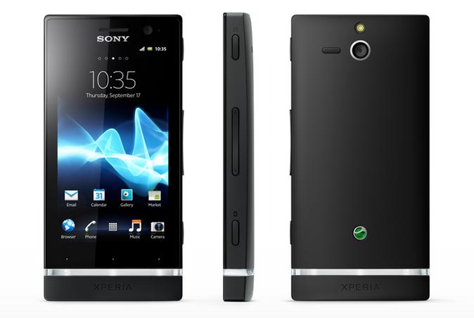 harga Sony Xperia U ST25i