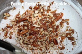 Easter resurrection cookies - photo 3