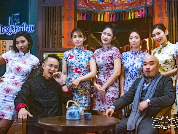 White Canvas Music & Art Festival, Shanghai Night Chapter 4 @ Talk Talk Wine Bar & Lounge, Lipsin, Penang