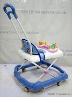 4 Royal RY818 Circus Baby Walker