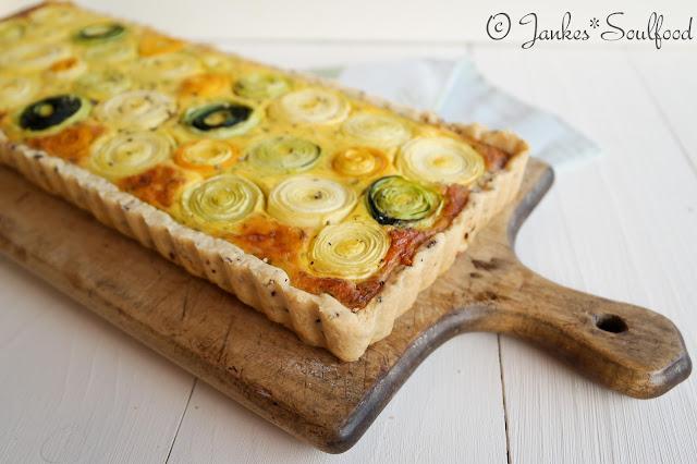 Zucchini-Rosen-Quiche