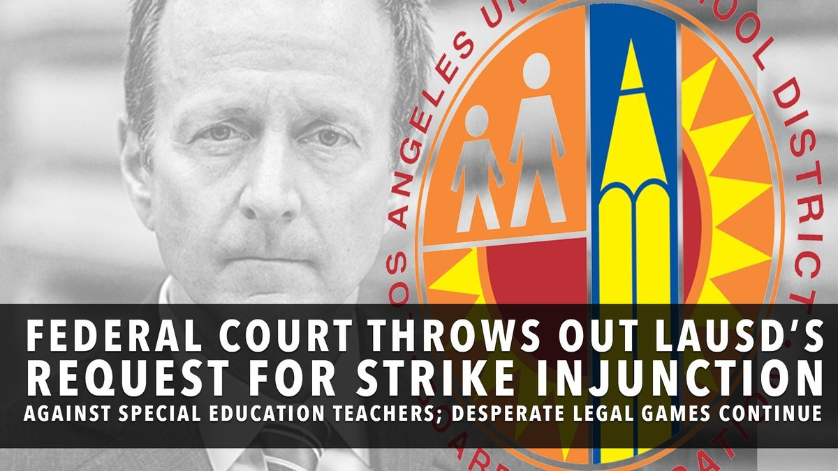 Court Limits Special Education >> Big Education Ape Federal Judge Rejects L A School District S Bid
