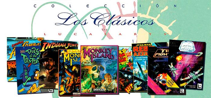 Los clásicos de LucasArts
