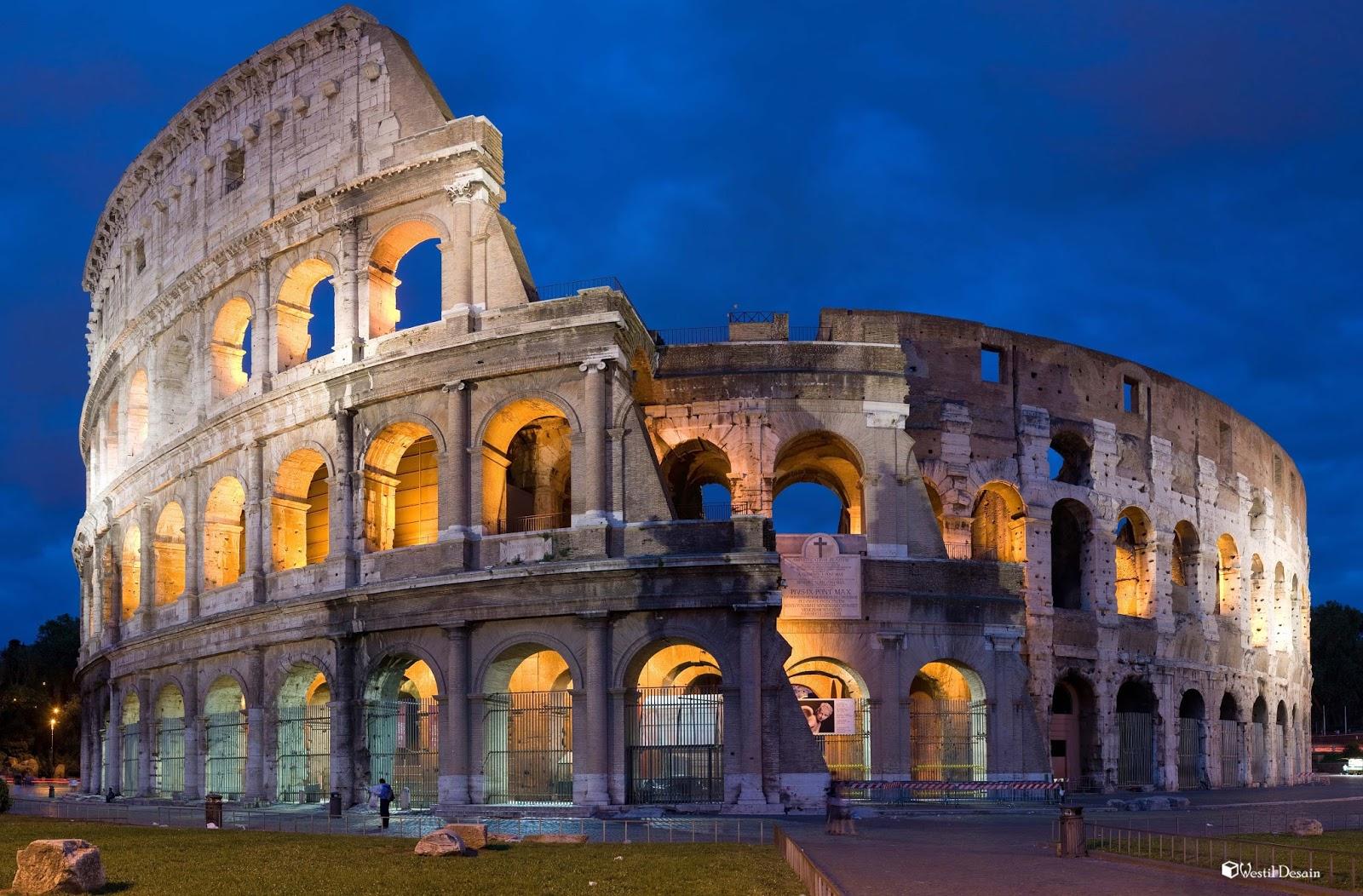 sejarah arsitektur mediterania westil desain
