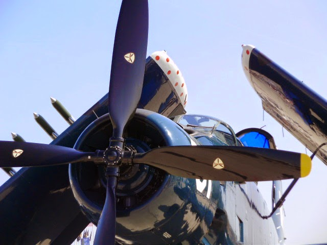 photo-by-gloriapoole-air-show-Missouri-2012 close-up-propeller