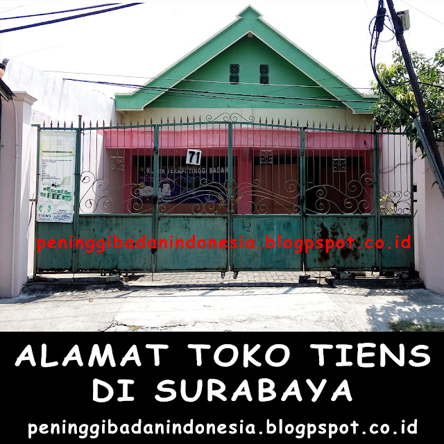 Alamat Toko Tiens Di Surabaya | WA: 082230576028